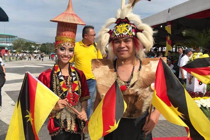 Hari Sarawak 2019 dilangsungkan di Bintulu