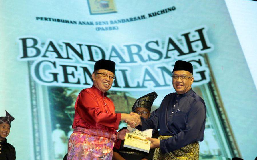 Bersama pertahankan Sarawak