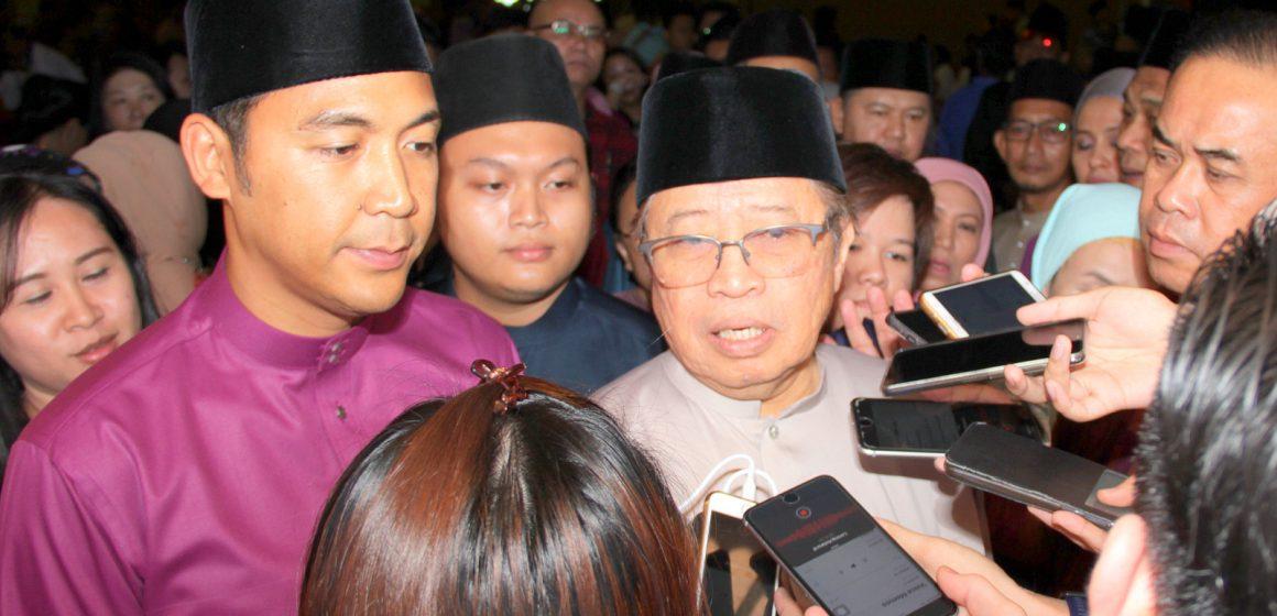Status Pan Borneo masih jadi tanda tanya