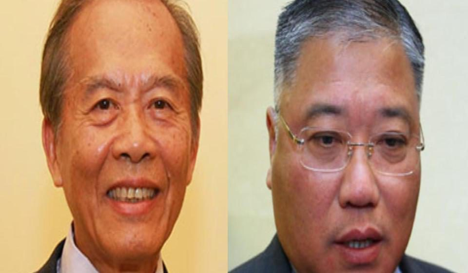 Empat parti nyenggala ngining Dun Dudong