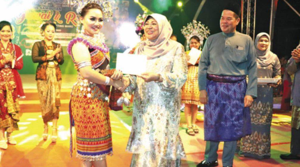 Sambutan Gawai Raya keunikan Sarawak