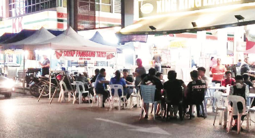 Lebih 40 kedai makan di Metrocity