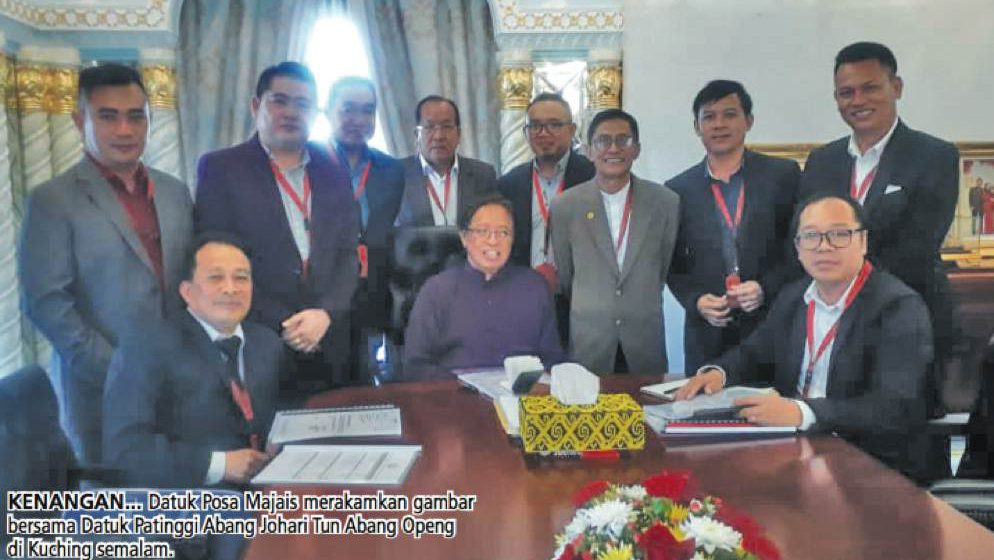 FAS: Kerajaan Sarawak hulur tangan
