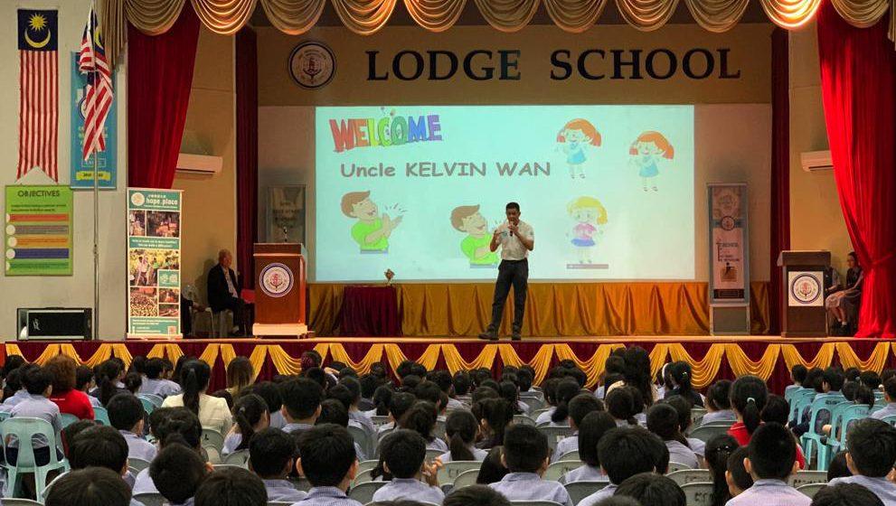 Hope Place Kuching kongsi rahsia kerja