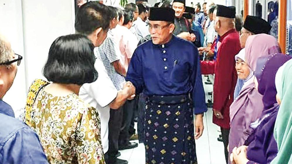 Toleransi Sarawak kekal unik