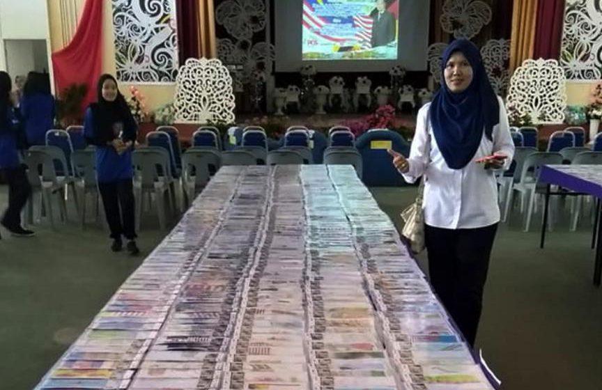 SMK Petra Jaya cipta rekod M'sia
