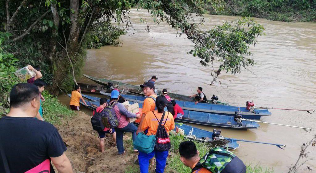 183 mangsa banjir dapat bantuan