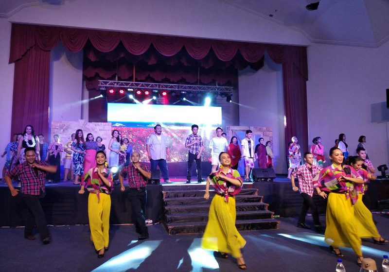 Anak Sarawak berjaya di pentas dunia