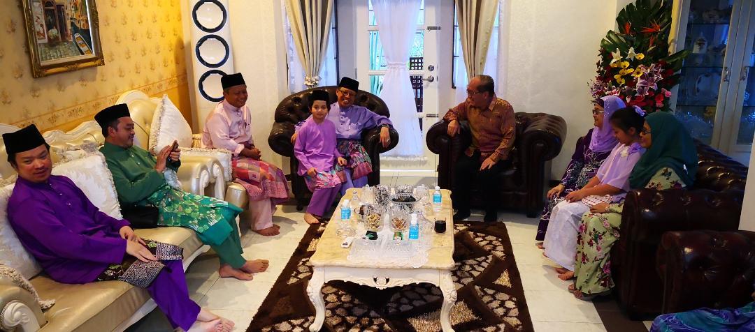 'Saya tidak tahu', kata Abang Jo tentang rombakan kabinet negeri