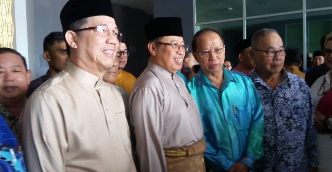Sarawak udah sedia endur ngintu Hari Malaysia
