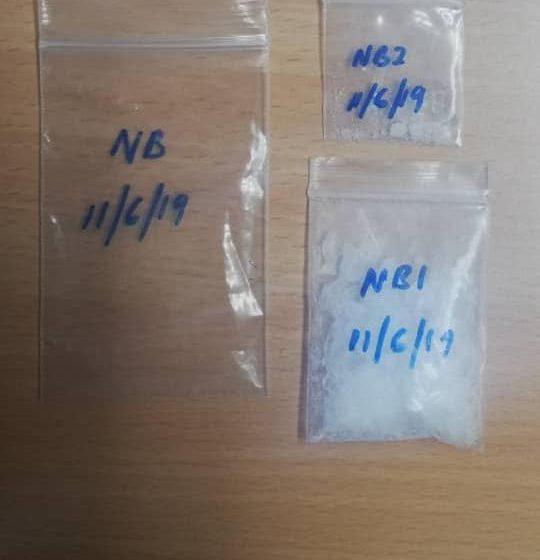 Penagih dadah edar syabu dicekup