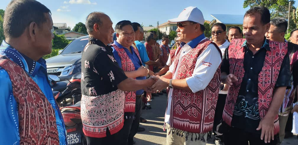 Projek berimpak tinggi hadiah istimewa Kerajaan Sarawak untuk rakyat