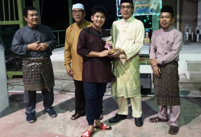 Bina masjid, Skim Pembesaran Kampung bukti Kerajaan Sarawak prihatin
