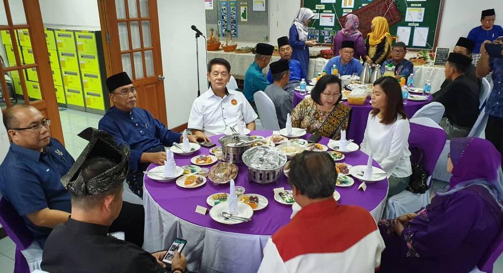 Toleransi kaum, Sarawak kekal unik