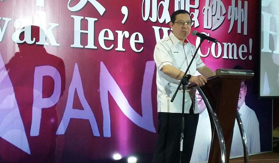 Sarawak ulih bankrap, enti agi dipegai GPS, ku Guan Eng