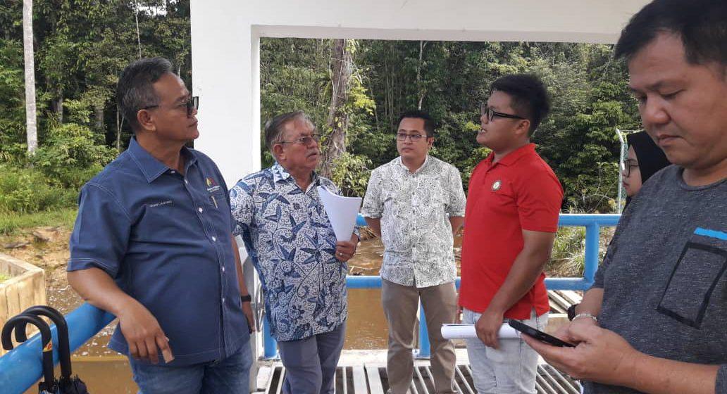 Peruntukkan RM1 juta untuk projek sumber air Tatau