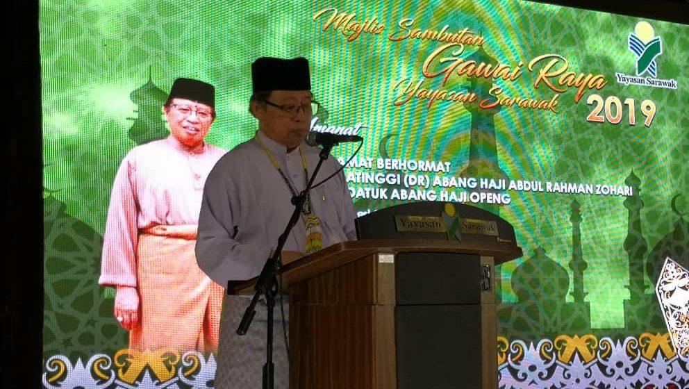 Sarawak gerinti enda bankrap