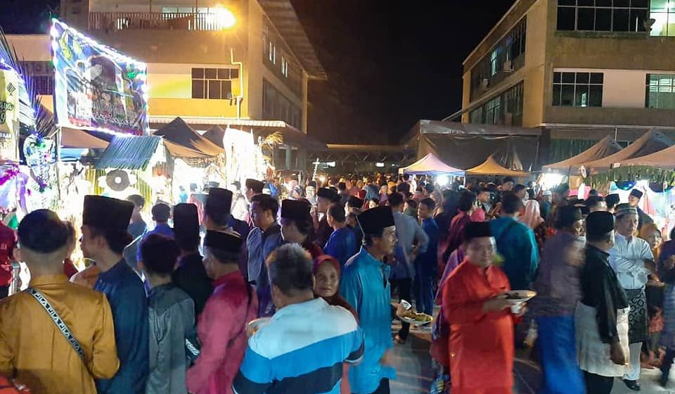 Lebih 3,000 hadir Majlis Jalinan Mesra Gawai Raya Daro