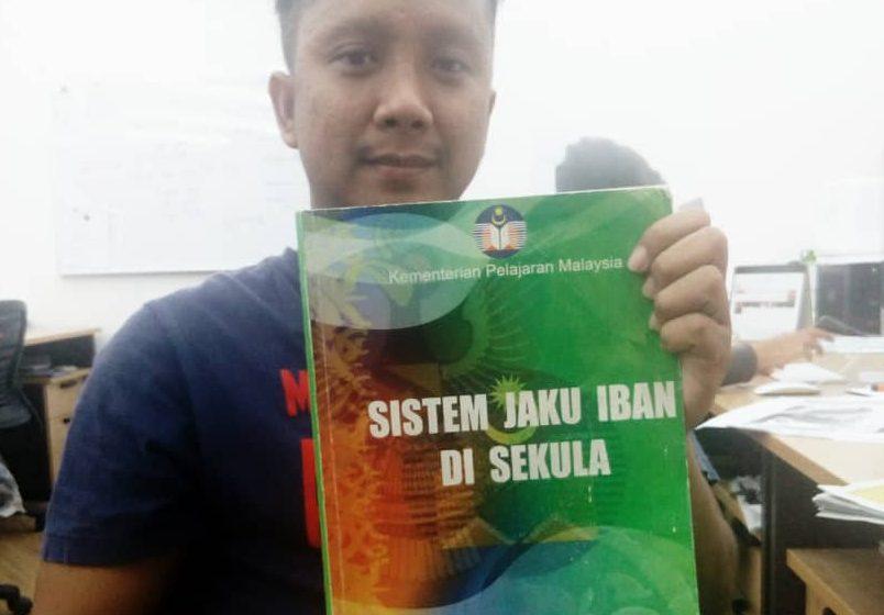 Sepil jaku Iban standard