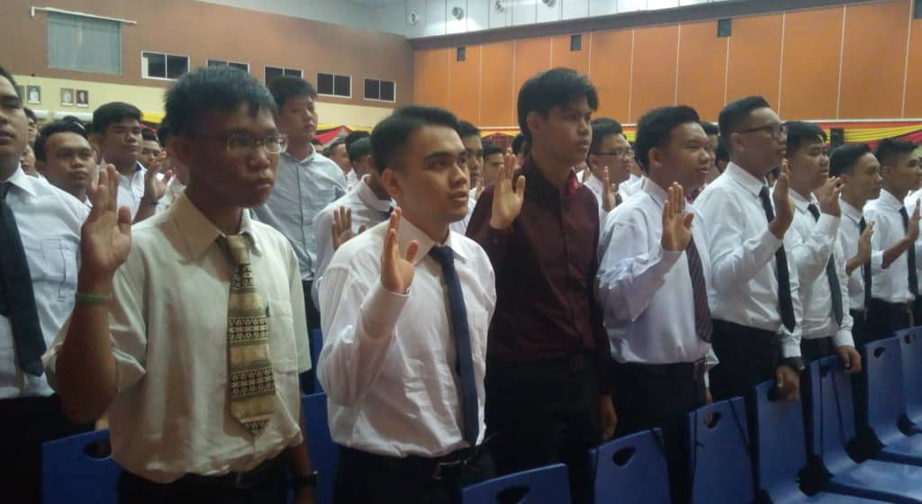 Politeknik Kuching terus kekal menjadi peneraju  institusi pendidikan TVET