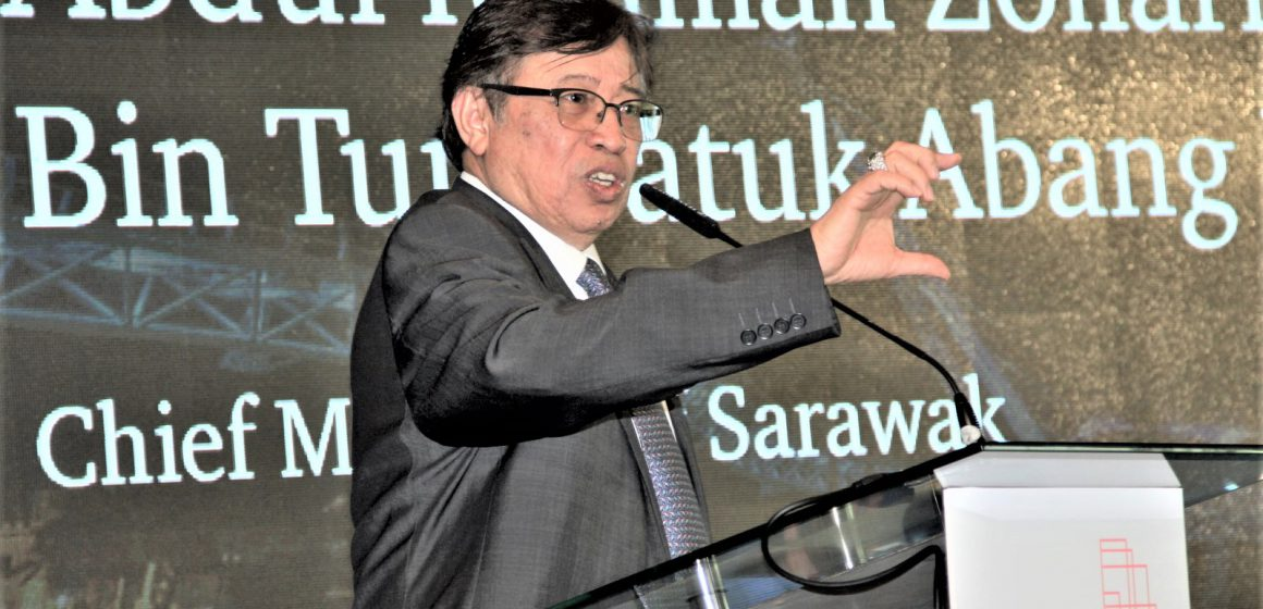 Formula Abang Johari gerakkan ekonomi Sarawak