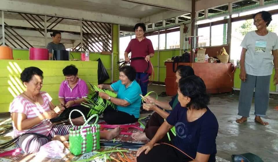 Tingkatkan ekonomi  penduduk kampung