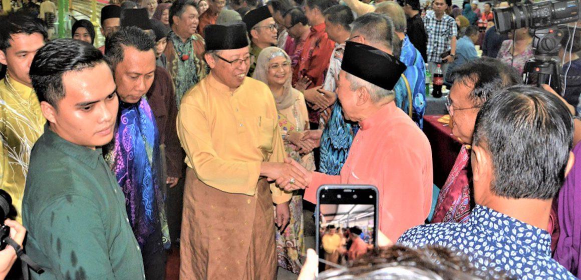 GPS fokus bangun dan majukan Sarawak