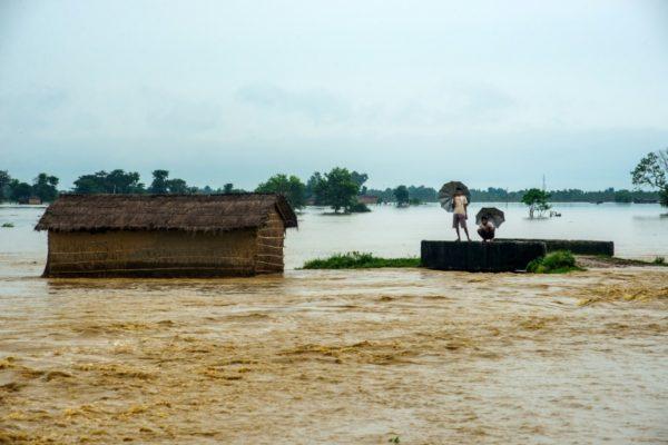 Banjir: 40 terbunuh di Asia Selatan