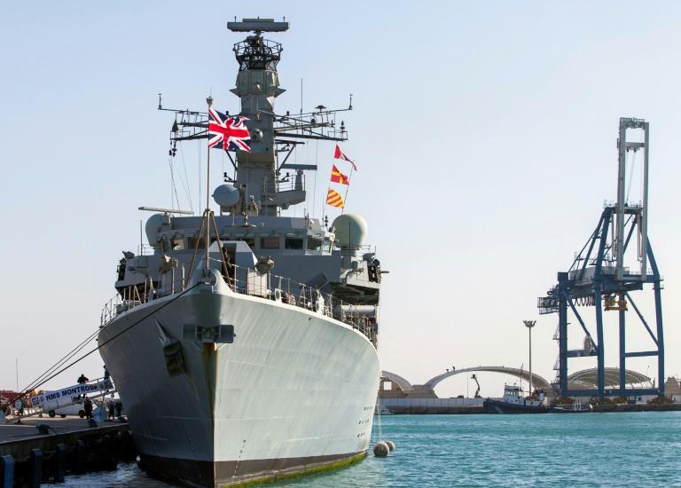 Britain kerah kapal perang ke Teluk