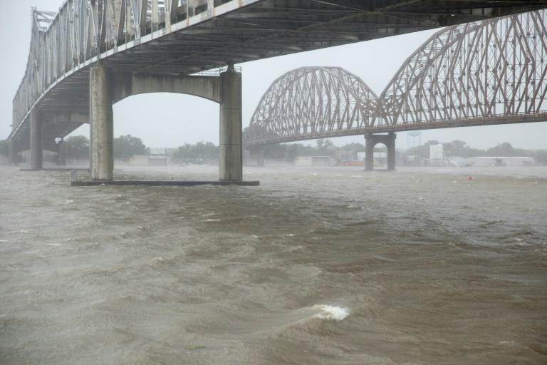 Ribut Tropika Barry badai Louisiana