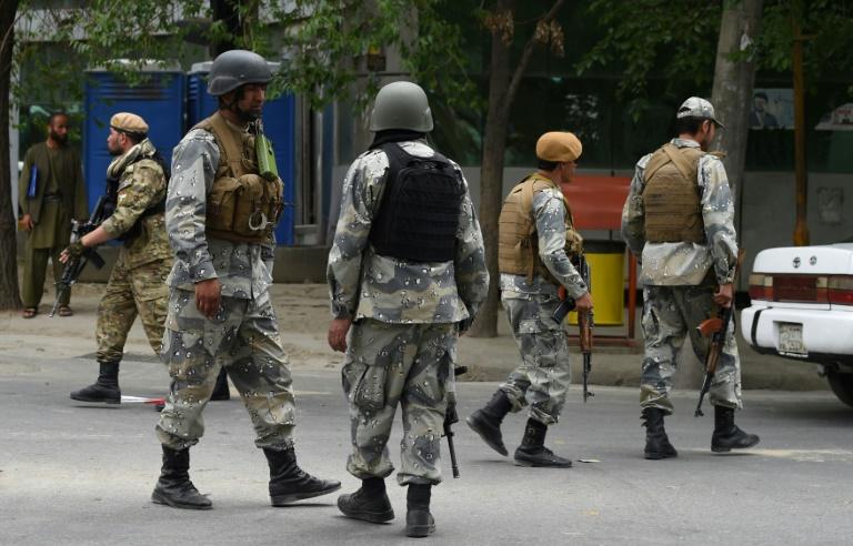 7 terbunuh dalam tiga letupan di Kabul