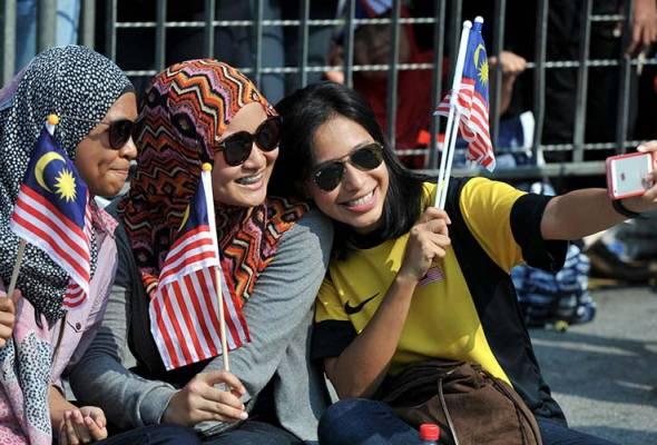 Pengundi muda dalam Malaysia baharu
