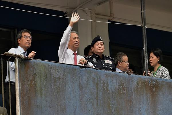 BERSATU cadang tubuh enam lagi bahagian di Sarawak – Muhyiddin