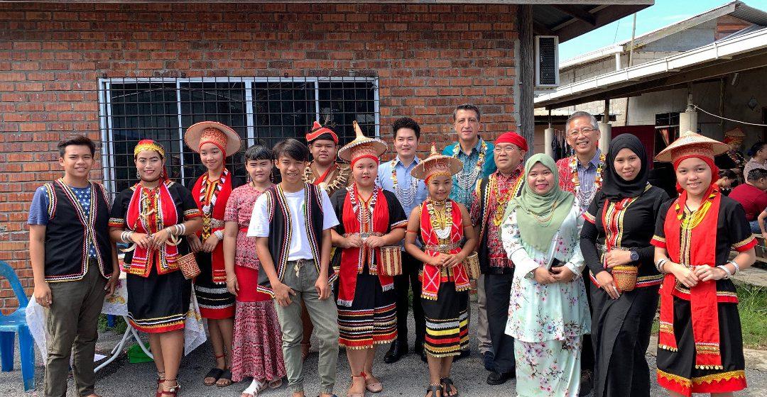Kampung Taee juara drama eKelas BI