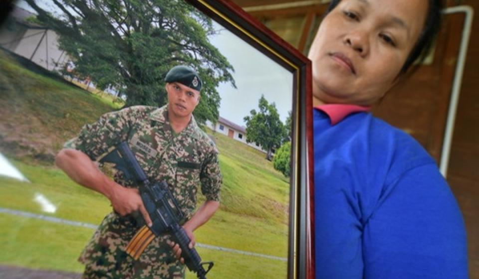 Kerajaan Sarawak akan hulur bantuan kepada keluarga tentera hilang