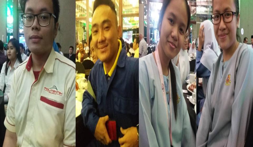 Anak Dayak: Terima kasih Petronas