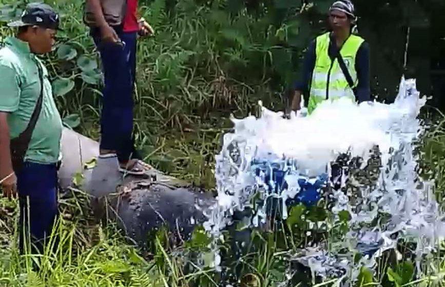Bekalan air terputus di Puncak Borneo, LAK dan JBALB mohon maaf