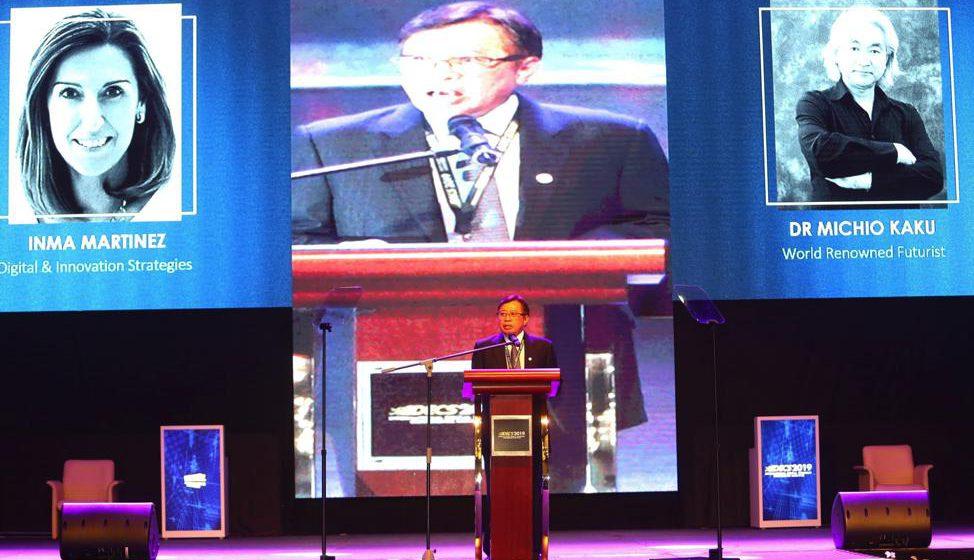 Bayangan masa depan Sarawak