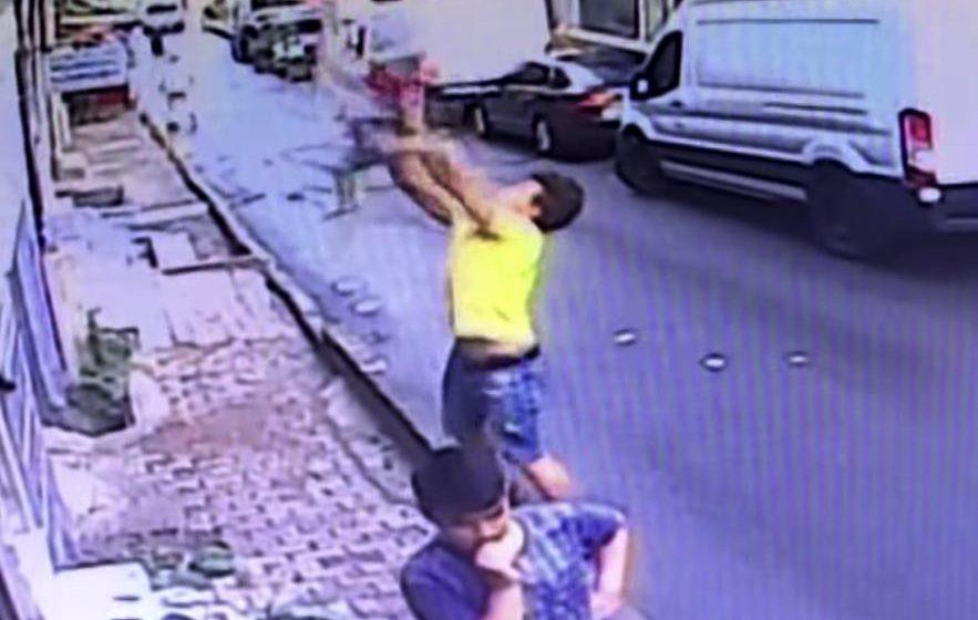 Remaja spontan selamatkan budak jatuh dari tingkat dua
