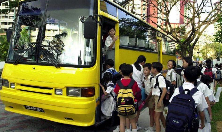 Pelajar luar bandar mahu bas percuma