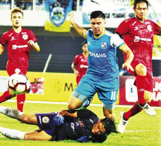Sarawak lemas – Reviu Liga Premier 2019