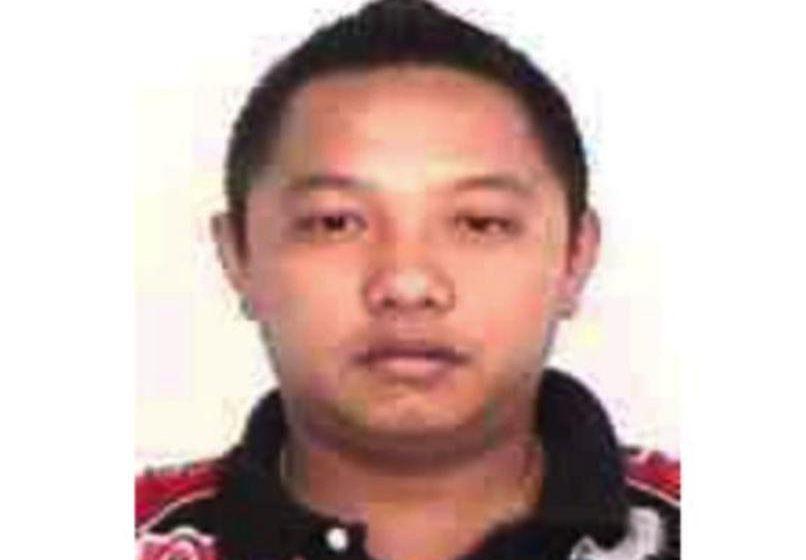 Polis buru Gilbert Ahnyan