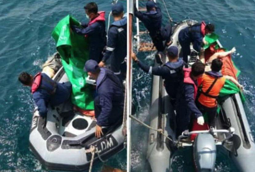 Kementerian Pertahanan nafi gambar tular penemuan anggota tentera darat di Pulau Perak