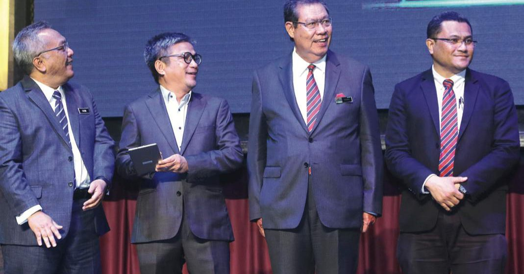 Unimas terima RM500,000 bangunkan penyelidikan