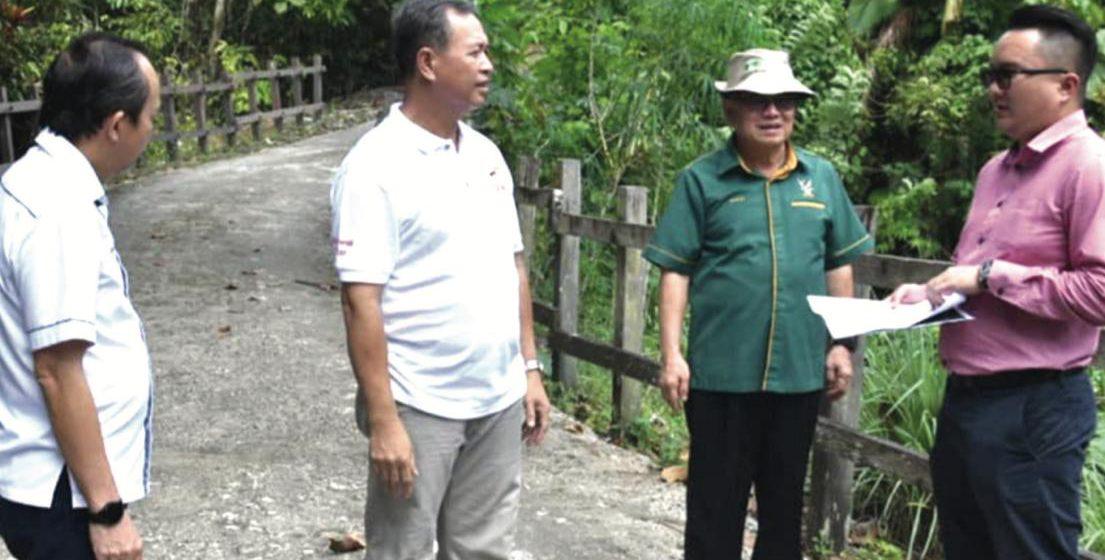 62 projek RTP untuk Bukit Saban