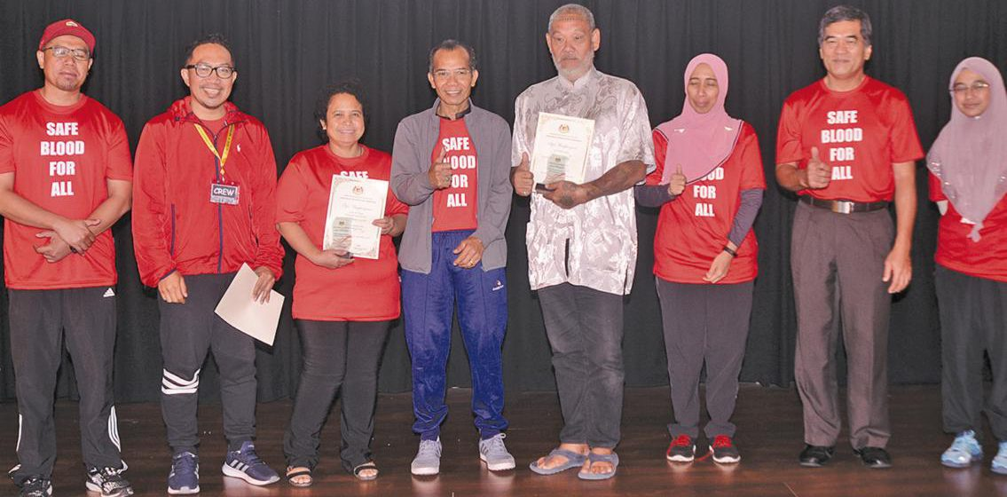 Sarawak perlukan 150 beg darah sehari