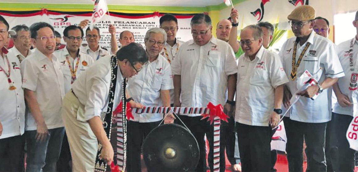 Hutang Sarawak bukan untuk negeri lain