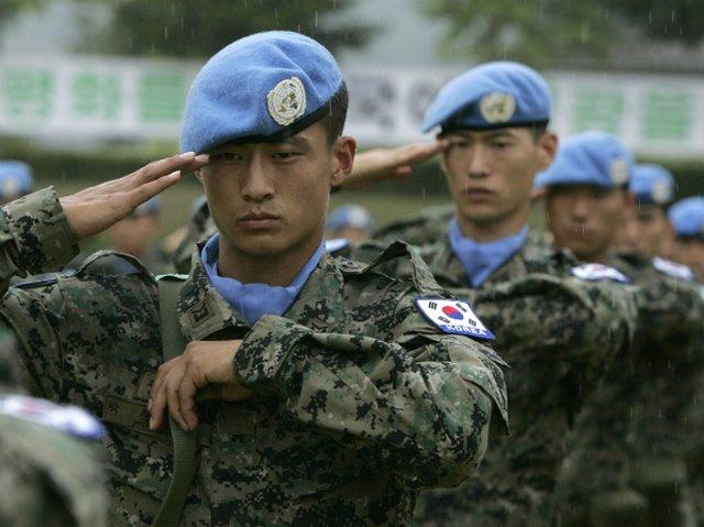 Korea Selatan hantar tentera ke Sudan