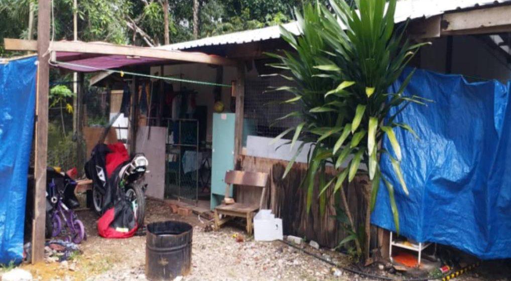 Jurutera dan buruh Pan Borneo ditangkap kerana dadah