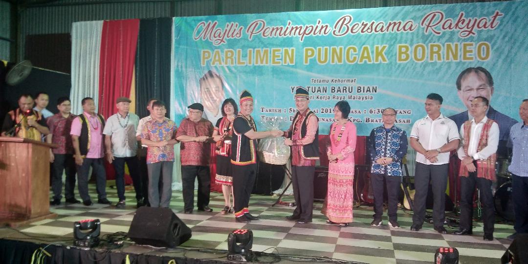 Projek Pan Borneo pemadu dikemerat KKR